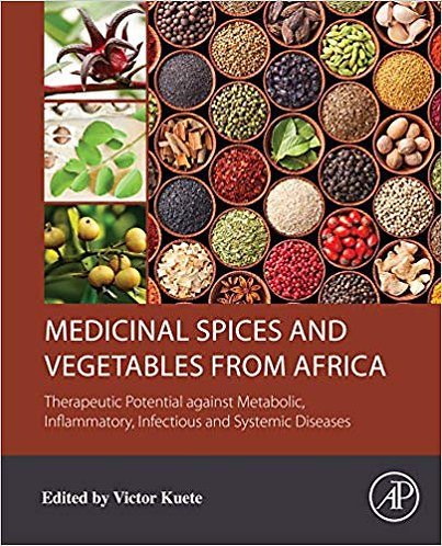 Medicinal Spices and Vegetables from Africa [eBook] Therapeutic Potentia