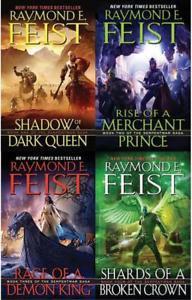 The Serpentwar Saga (Complete 4 Volume Series) by Raymond E. Feist [eBook]