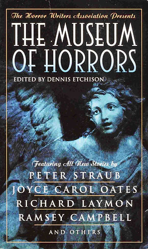 The Museum of HorrorsbyDennis Etchison [eBook]