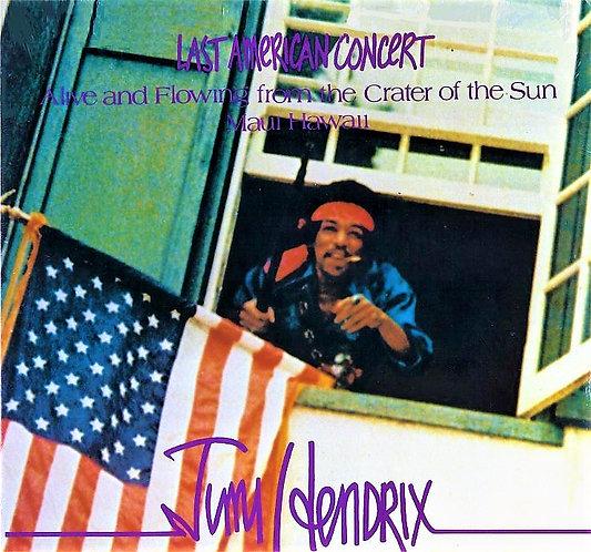 Jimi Hendrix: The Last American Concert 1970 (Jupiter J-444) live [Download]
