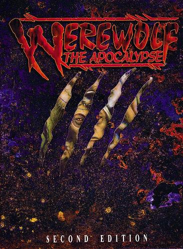 Werewolf: The Apocalypse 2e (RPG Core Rule Book Guide) [PDF]