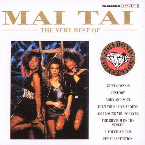Mai Tai - The Very Best Of (Album) [MP3 320] 80's Girl Band