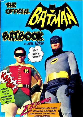 The Official Batman Batbook from the (1966) TV Series by Joel Eisner [eBook]