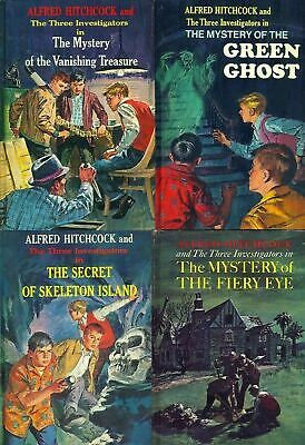 Alfred Hitchcock and the Three Investigators (Complete Works 1964-90) [Digital]