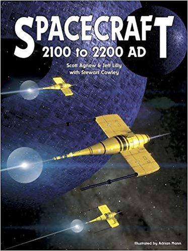 Spacecraft 2100 to 2200 AD (Terran Trade Authority Handbook) by Scott Agnew