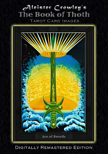 Aleister Crowley's The Book of Thoth Tarot Card Images [Digital Edition]