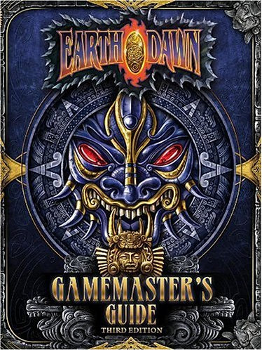 Earthdawn Gamemaster's Guide (3rd Edition) RPG Roleplaying Game [PDF]