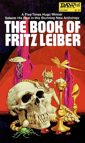 The Book of Fritz Leiber - Stories Collection [PDF e-Book]