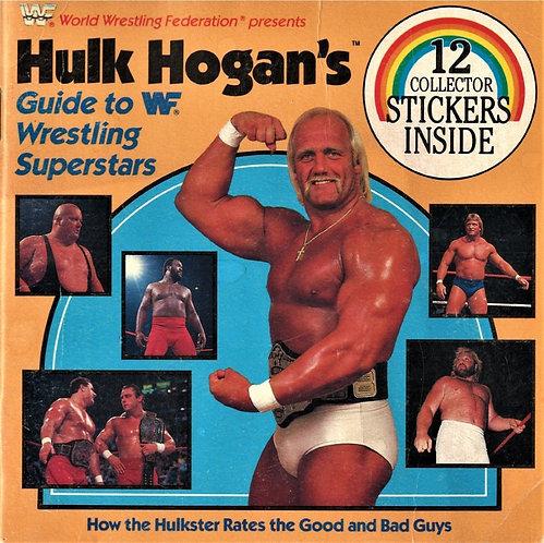 Hulk Hogan's Guide to WWF Wrestling Superstars (1986) [Digital]