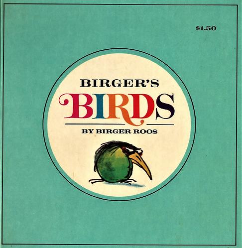 Birger's Birds by Birger Roos [Digital eBook]