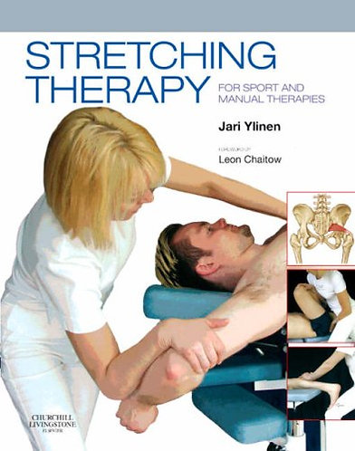 Stretching Therapy: For Sport and Manual Therapies [eBook] Jari Juhani Ylinen