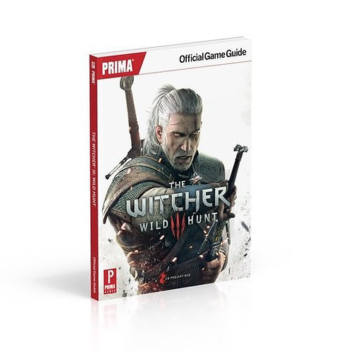 The Witcher 3: Wild Hunt: Prima Official Game Player's Guide [DIGITAL]