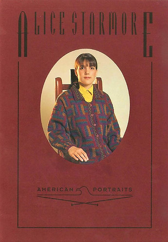 American Portraits by Alice Starmore (Knitting Across America Tour) [PDF]