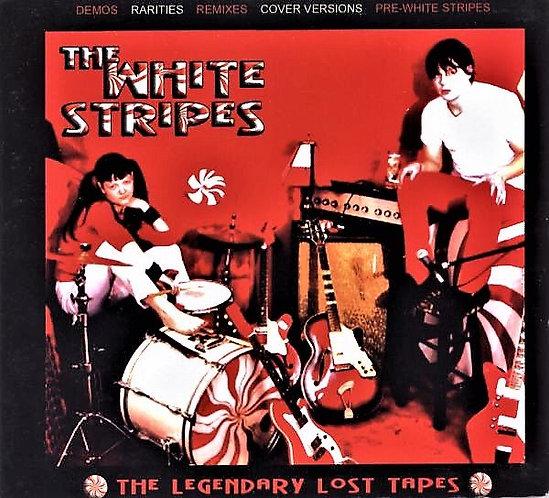 The White Stripes – The Legendary Lost Tapes [Promo Album Kombat Records] [MP3]