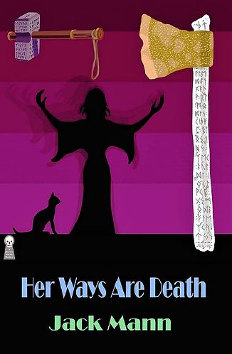 Her Ways Are Death by Jack Mann (1981) E. Charles Vivian [Digital E-Book]