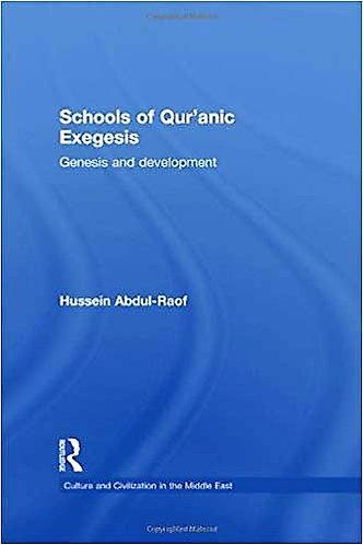 Schools of Qur'anic Exegesis: Genesis and Development [eBook] Koranic