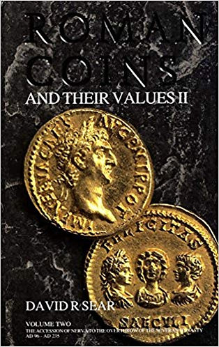 Roman Coins and Their Values (Vol II) Golden Age AD 96 - AD 235 by D. Sear [PDF]