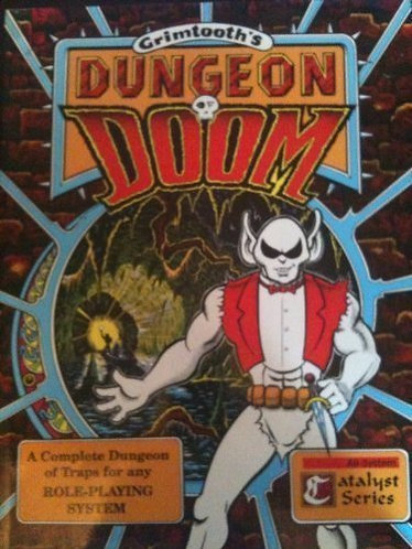 Grimtooth's Dungeon of Doom #8530 (Traps for All Role-Playing RPG Systems) [PDF]