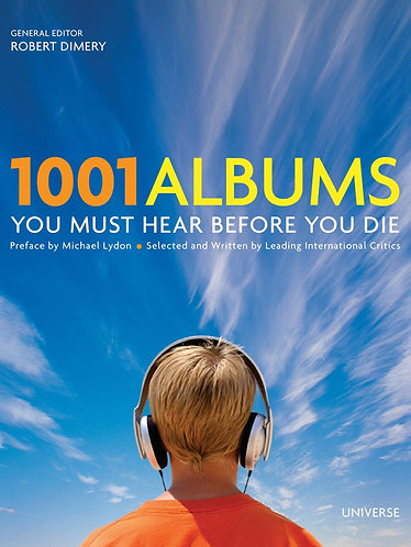 1001 Albums You Must Hear Before You Die[eBook]Robert Dimery (All Time Best)