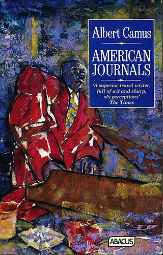 American Journals by Albert Camus - North & South America Travel Stories [PDF]