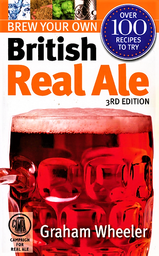 Brew Your Own British Real Ale by Graham Wheeler [E-Book]
