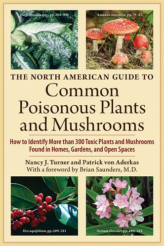 The North American [Digital] Guide to Common Poisonous Plants and Mushrooms