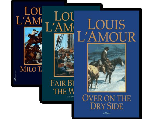 The Complete Talon and Chantry Series (Volumes 1-8) by Louis L'Amour [eBook]