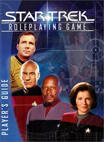 Star Trek Roleplaying Game: Player's Guide (RPG Core Manual) [PDF]
