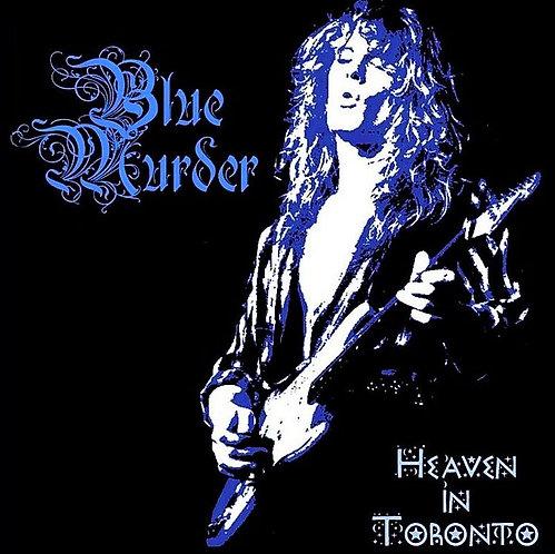 Blue Murder - Live @ Heaven's Club in Toronto (1989) [MP3 320] Whitesnake