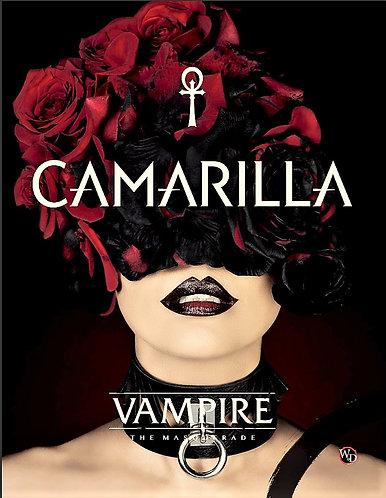 VAMPIRE: THE MASQUERADE 5E THE CAMARILLA (RPG SOURCEBOOK) [PDF eBook]