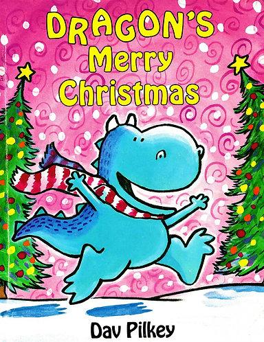 Dragon's Merry Christmas (1994) by Dav Pilkey - Dragon's Third Tale [eBook]