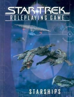 Starships: Star Trek Roleplaying Game by decipher [RPG] [PDF]