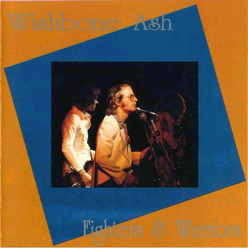 Wishbone Ash – Fighters & Warriors - Live In London 1972 @ the BBC [MP3]
