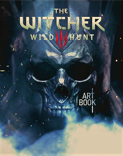 The Witcher 3 Wild Hunt Art Book by CD Projekt Red Collector's Edition [Digital]