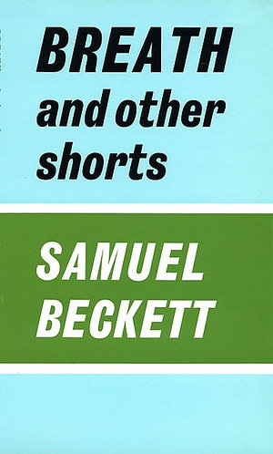 Breath and Other Shorts (1971) by Samuel Beckett [eBook] Stories & Play