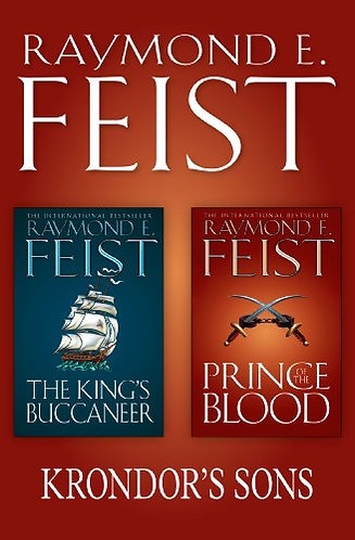 The Complete Krondor's Sons (2 Volume Collection) by Raymond E. Feist [eBook]