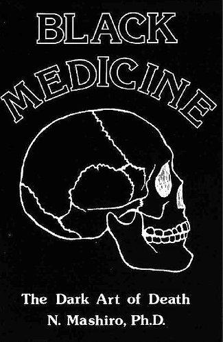 Black Medicine The Dark Art of Death - Mashiro (Hand to Hand Combat Guide) [PDF]