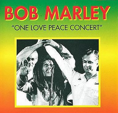 One Love Peace Concert Jamaica (1978) Bob Marley & The Wailers, Peter Tosh [MP3]