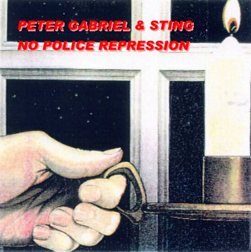 Peter Gabriel & Sting: No Police Repression (Amnesty Concert 1988) [Download]