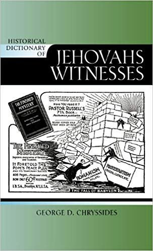 The Historical Dictionary of Jehovah's Witnesses [eBook]