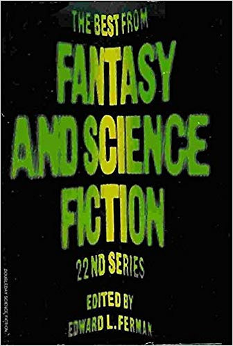 The Best from Fantasy and Science Fiction (22nd Series 1977) by T. Reamy [eBook]