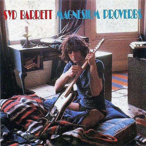 Syd Barrett – Magnesium Proverbs Album (Pink Floyd) [MP3]