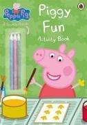 Peppa Pig: Piggy Fun Activity Book by Ladybird [PDF]