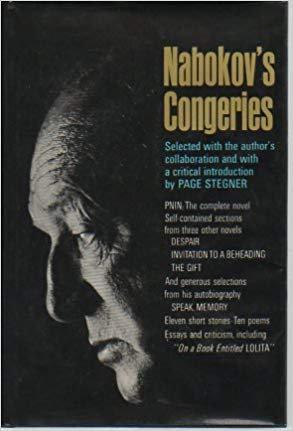Nabokov's Congeries (1968) by Vladimir Nabokov & Page Stegner [PDF]