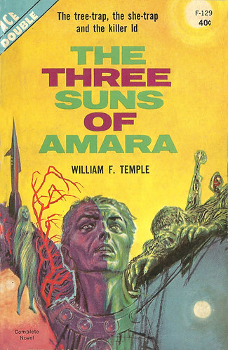 The Three Suns of Amara by William F. Temple [eBook]