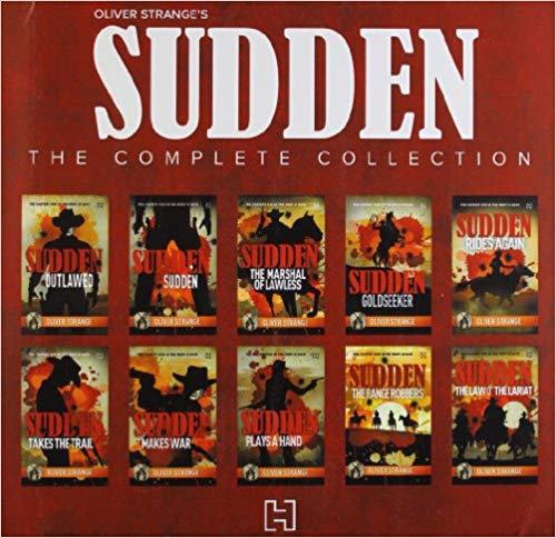 The Sudden Series by Oliver Strange (Complete 10 Volume Digital Set)