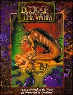 Book of Wyrm (Werewolf: The Apocalypse) RPG Sourcebook Introduction [PDF]