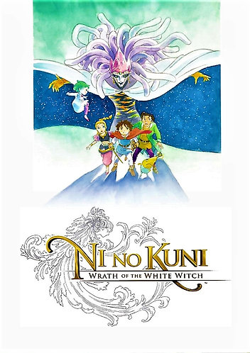 Ni No Kuni: Wrath of the White Witch: Prima Official Game Guide [PDF]