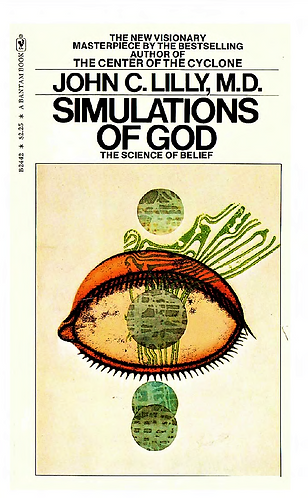 Simulations of God: The Science of Belief - Bantam Book B2442 (1976) [PDF]