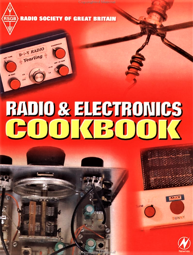 Radio and Electronics Cookbook by RSGB - Project Guide [Digital]